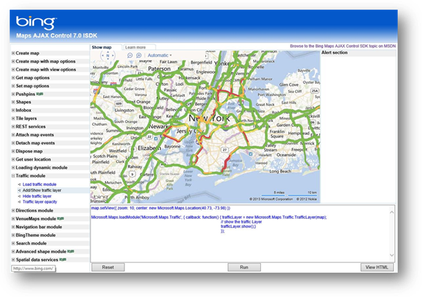 Connecting a SharePoint List to Bing Maps   Ricky\'s Microsoft Maps Blog